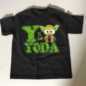 Star Wars Yoda Shirt NWOT
